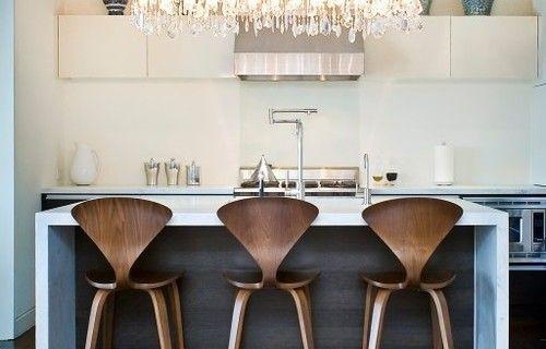 El taburete ideal para la isla de tu cocina alago for Taburetes de cocina modernos
