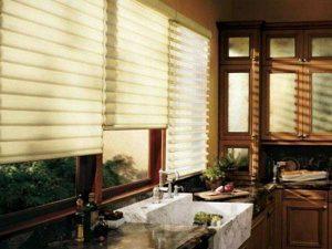 cortinas-para-la-cocina-con-pliegues